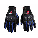 billiga Hundkläder-Helt finger Unisex Motorcykel Handskar Kolfiber / PVC (polyvinylklorid) Håller värmen / Skyddande