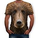 povoljno Cosplay za svaki dan-Poklade Cosplay T-majica Poly / Cotton Noviteti Za Uniseks