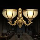 baratos Arandelas de Parede-Legal Contemporâneo Moderno Luminárias de parede Quarto Metal Luz de parede 220-240V