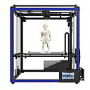 povoljno 3D printeri-tronxy® x5sa aluminijski 3d pisač 330 * 330 * 400 mm ispis s ažuriranim zaslonom osjetljivim na dodir / automatskom nivelmanom / dual z-osi