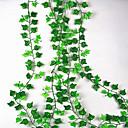billige Kunstige blomster & Vaser-Kunstige blomster 1 Gren Veggmontert suspendert Bryllup Pastorale Stilen Planter Veggblomst