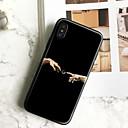 お買い得  iPhone 用ケース-ケース 用途 Apple iPhone XS / iPhone XR / iPhone XS Max パターン バックカバー カートゥン ハード アクリル