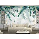 povoljno Mural-tapeta / Mural Platno Zidnih obloga - Ljepila potrebna Art Deco / Drveće / lišće / 3D