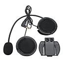 Χαμηλού Κόστους Ακουστικά Κράνους-Ακουστικά κράνος Στυλ αυτιού κρέμονται με προσαρμογέα / Ανθεκτικό Μοτοσυκλέτα