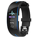 cheap Optical Drives-H66 PLUS Smart Wristband Bluetooth Fitness Tracker Support Notify/ ECG+PPG/ Heart Rate Monitor Sports Waterproof Smartwatch Compatible with iPhone/ Samsung/ Android Phones