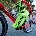 cheap Cycling Shoes-SANTIC Adults' Cycling Shoes Cover / Overshoes Waterproof Anti-Slip Multisport Cycling / Bike Green Black Red Unisex Cycling Shoes