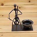 billige Kunsthåndverk-Dekorative gjenstander, Metall Moderne Moderne Vanntett til Hjemmedekorasjon Gaver 1pc