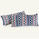 ราคาถูก ถุงนอนและอุปกรณ์การนอนในการตั้งแคมป์-หมอนท่องเที่ยวแคมป์ปิ้ง Pillow กลางแจ้ง แคมป์ปิ้ง Portable มินิ น้ำหนักเบาพิเศษ (UL) Poly / Cotton Blend สำหรับ การตกปลา แคมป์ปิ้ง / การปีนเขา / เที่ยวถ้ำ การเดินทาง ทุกฤดู สีน้ำเงินเข้ม