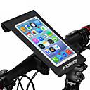 ราคาถูก อุปกรณ์เสริมฐานติดตั้งและตัวยึดโทรศัพท์-ROCKBROS กระเป๋าใส่ที่สำหรับมือจับ สัมผัสหน้าจอ กันน้ำ Easy to Install Bike Bag ไนลอน Bicycle Bag Cycle Bag ปั่นจักรยาน ปั่นจักรยาน / จักรยาน