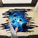 billige Dekor- og nattlys-Dekorative Mur Klistermærker - 3D Mur Klistremerker Stjerner / 3D Innendørs