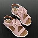 ราคาถูก รองเท้าแตะเด็ก-เด็กผู้หญิง ความสะดวกสบาย PU รองเท้าแตะ เด็กวัยหัดเดิน (9m-4ys) / เด็กน้อย (4-7ys) / Big Kids (7 ปี +) ขาว / สีม่วง / สีชมพู ฤดูร้อน