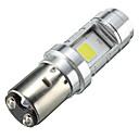 baratos Iluminação de Motocicleta-1 Peça BA20D Motocicleta Lâmpadas 10 W COB 1000 lm LED Lâmpada de Farol Para Toyota / Mercedes-Benz / BMW Todos os Anos