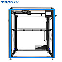 お買い得  3Dプリンター-tronxy®x 5st-500アルミニウム3dプリンター500 * 500 * 600 mm大印刷サイズ、3.5インチフルカラータッチスクリーン/フィラメント切れ検出器/電源履歴書