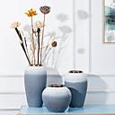 Χαμηλού Κόστους Βάζα & Καλάθι-Ψεύτικα λουλούδια 0 Κλαδί Κλασσικό Σύγχρονη Σύγχρονη Βάζο Λουλούδι για Τραπέζι