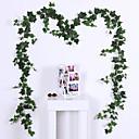 billiga Konstgjorda växter-Konstgjorda blommor 1 Gren Klassisk Traditionell / Klassisk Pastoral Stil Plantor Väggblomma