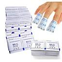 Χαμηλού Κόστους Βερνίκια & Τζελ Νυχιών-Βερνίκι νυχιών UV Gel 100 pcs Απλός Ενυδατώστε μακριά Διαρκείας Καθημερινά Ρούχα Απλός Μοδάτο Σχέδιο