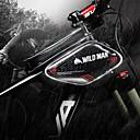 povoljno Torbice za okvir-2 L Bike Frame Bag Prijenosno Podesan za nošenje Outdoor Torba za bicikl PU Torba za bicikl Torbe za biciklizam Biciklizam Vježbanje na otvorenom Bicikl