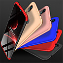 זול ערכות קיטור-מגן עבור Xiaomi Xiaomi Redmi Note 5 Pro / Xiaomi Pocophone F1 / Xiaomi Redmi 6 Pro מזוגג כיסוי מלא אחיד קשיח PC