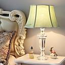 povoljno Stolne svjetiljke-Jednostavan Ukrasno Stolna lampa Za Spavaća soba Crystal 220V