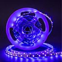 baratos Microscópios & Endoscópios-Zdm 16.4ft / 5 m uv luz negra 395-405nm 3528 levou tira flexível dc12v para interior dança fluorescente stage iluminação do corpo pintura
