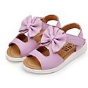 ราคาถูก รองเท้าแตะเด็ก-เด็กผู้หญิง ความสะดวกสบาย หนังเทียม รองเท้าแตะ เด็กวัยหัดเดิน (9m-4ys) / เด็กน้อย (4-7ys) / Big Kids (7 ปี +) ขาว / สีม่วง / สีชมพู ฤดูร้อน