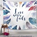 olcso Falfestmények-Klasszikus téma Fali dísz 100% Poliészter Modern Wall Art, Fali gobelinek Dekoráció