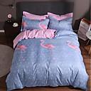 ราคาถูก ผ้าปูที่นอนลายการ์ตูน-ชุดผ้านวมคลุม หรู / การ์ตูน / ร่วมสมัย Polyster Printed 4 ชิ้นBedding Sets