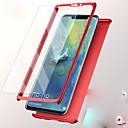 povoljno Maske za mobitele-Θήκη Za Huawei Huawei P20 / Huawei P20 lite / Huawei P9 Plus Otporno na trešnju Korice Jednobojni Tvrdo PC