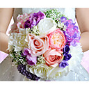 povoljno Umjetna Cvijet-Cvijeće za vjenčanje Buketi Vjenčanje / Special Occasion Osušeni cvijet 20-50cm