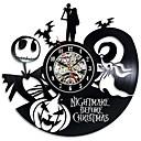 ราคาถูก นาฬิกาติดผนัง-ฝันร้ายก่อนวันคริสต์มาสการ์ตูนซีดีบันทึกเสียงนาฬิกา