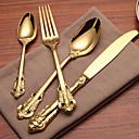 ราคาถูก อุปกรณ์บนโต๊ะอาหาร-อาหารเย็น 1set มัลติฟังก์ชั่น เหล็กกล้าไร้สนิม ชุด