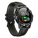 ราคาถูก Smartwatches-my1 smart watch bt ตัวติดตามการออกกำลังกายรองรับการแจ้งเตือน & อัตราการเต้นของหัวใจการตรวจสอบกีฬา smartwatch เข้ากันได้กับโทรศัพท์ซัมซุง / แอปเปิ้ล / android
