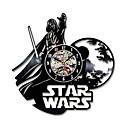 baratos Relógios de Parede-star wars disco de vinil relógio de parede