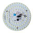 billiga Glödlampor-1st 9 W 800-900 lm 84 LED-pärlor SMD 2835 Vit RGBWW 180-240 V
