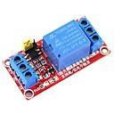 povoljno Dijelovi i dodaci za 3D printer-12v 1-kanalni relejni modul s optičkom izolacijom i visokim ili niskim okidačem