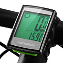 billiga Cykeldatorer och -elektronik-ROCKBROS BC355 Cykeldator Hastighet kadenssensor Pulsgivare Vattentät Trådlös bakgrundsbelysning Racercykel Mountain Bike Cykelsport