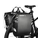 baratos Alforjes para Bicicleta-ROSWHEEL 20 L Mala para Bagageiro de Bicicleta / Alforje para Bicicleta Malas para Bagageiro de Bicicleta Prova-de-Água Á Prova-de-Chuva Á Prova de Humidade Bolsa de Bicicleta PVC Bolsa de Bicicleta