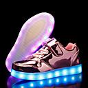 ราคาถูก รองเท้าผ้าใบเด็ก-เด็กผู้หญิง Light Up รองเท้า PU รองเท้าผ้าใบ เด็กน้อย (4-7ys) / Big Kids (7 ปี +) LED สีทอง / เงิน / สีชมพู ตก