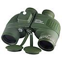 billiga Monokikare, kikare och teleskop-Boshile 10 X 50 mm Kikare Objektiv Vattentät Tak Prism Nattvision i lågt ljus Full multibeläggning BAK4 Nattseende Metall / IPX-7 / Ja