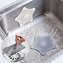 olcso Konyhai eszközök Kiegészítők-otthon sima haj szűrő konyha szűrő fürdőszoba kád csatorna eltömő padló csatorna
