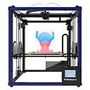 povoljno 3D printeri-tronxy® x5s-2e diy aluminij 3d pisač 330 * 330 * 400 mm veličina ispisa podrška jednokrevetna / dvostruka / mješovita boja s dvostrukim z-osi šipka / gumba gumb LCD zaslon