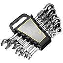 billige Reborn-dukker-6pcs skrutrekkersnøkkel kombinasjonsnøkkel maskinvare indre sekskant bil reparasjonsverktøy