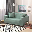 ราคาถูก ผ้าคลุมโซฟา-ผ้าคลุมโซฟา สีพื้น ทำให้มีผิวนูน เส้นใยสังเคราะห์ slipcovers