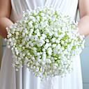 billiga Jewelry Set-Brudbuketter Bukett Bröllop / Bröllopsfest Torkad blomma 20-50cm