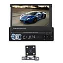 Χαμηλού Κόστους Συσκευές αναπαραγωγής DVD αυτοκινήτου-SWM 9601+4Led camera 7 inch 2 Din άλλες OS Car MP5 Player Οθόνη Αφής / MP3 / Ενσωματωμένο Bluetooth για Universal RCA / MicroUSB / Άλλο Υποστήριξη MPEG / MOV / MPG MP3 / WMA / WAV JPEG / BMP / PNG