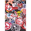 Χαμηλού Κόστους Αυτοκίνητο Διακόσμηση και Προστασία Σώματος-60pcs μικτή αστεία μάρκα diy σέξι αυτοκόλλητα για το σπίτι διακόσμηση laptop αυτοκόλλητο decal ψυγείο skateboard doodle αυτοκίνητο μοτοσικλέτα ποδήλατο