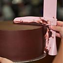 billige Bakeredskap-kakeskraper glattere justerbar fondant spatulas kakekanten glattere krem