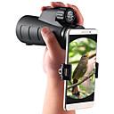 ราคาถูก กล้องส่องทางไกล กล้องดูดาว และกล้องโทรทัศน์-Eyeskey 10 X 50 mm Monocular หลังคา Waterproof กล้องถ่ายรูป กันกระแทก การเคลือบหลายชนิดอย่างสมบูรณ์ ม BaK4 Performance ออกกำลังกายกลางแจ้ง แคมป์ปิ้ง / การปีนเขา / เที่ยวถ้ำ Spectralite การเคลือบ