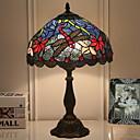 billiga Bordslampor-Traditionell / Klassisk Ny Design Bordslampa Till Sovrum / Inomhus Harts 220V