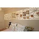 ราคาถูก Wall Decor-สติ๊กเกอร์ประดับผนัง - สติ๊กเกอร์กระจกติดฝาผนัง ชุดรัดรูป ในที่ร่ม
